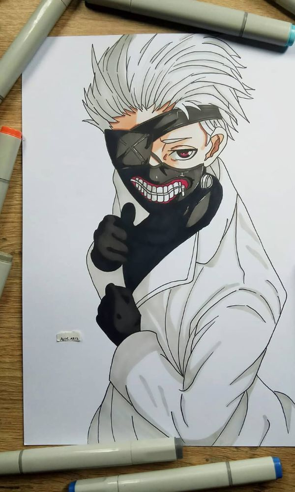 61 New Trend And Awesome Manga And Anime Drawing Style Page 55 Naruto Manga Desenho Arte Anime