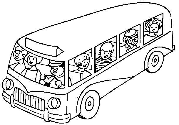Menta Más Chocolate - RECURSOS PARA EDUCACIÓN INFANTIL: Transportes: Dibujos para colorear