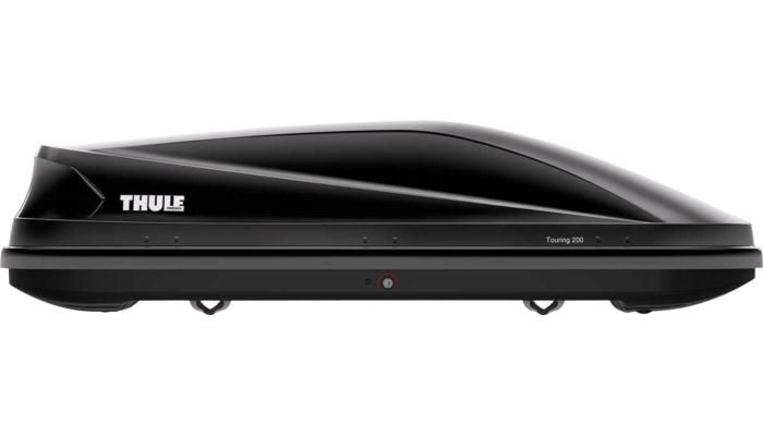 Tagboks 400L Thule Touring 200 Black Glossy