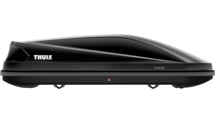 Tagboks 400L Thule Touring 200 Black Glossy