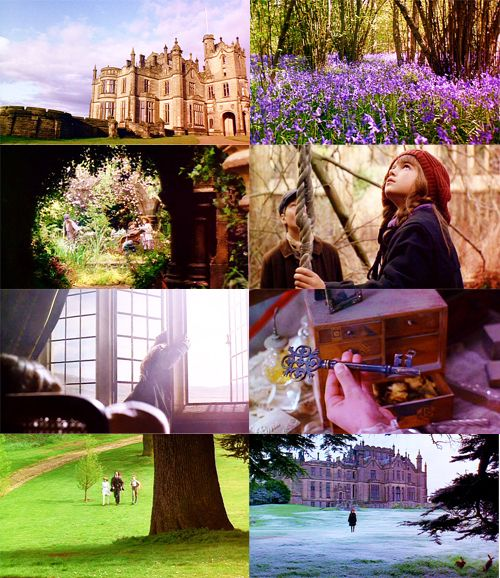 """""""If you look the right way, you can see that the whole world is a garden."""" -Frances Hodgson Burnett, The Secret Garden--wonderful 1993 adaptation!"""