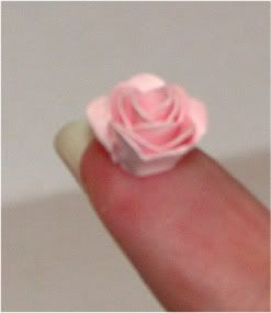 miniature paper roses instructions