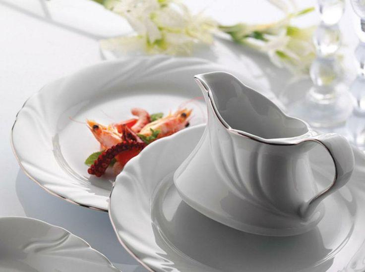TROYA 85 Parça Fileli Yemek Takımları #porselen