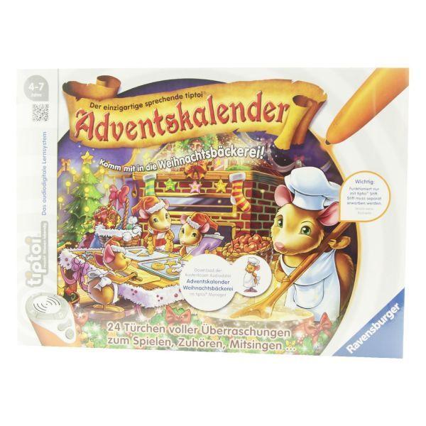 Ravensburger Tiptoi Adventskalender - ohne Stift - 738