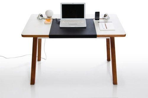 Well designed PC desk | HomCozy