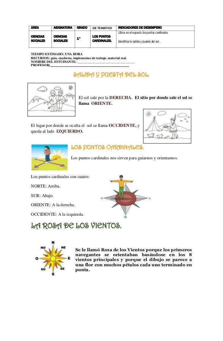 Guias De Ciencias Sociales Grado Primero Kids Homework Resource Classroom Language Teacher