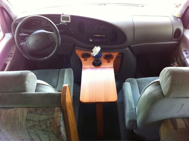 Rv Net Forum >> Doghouse Engine Flip-Up Table Console Mod - RV.Net Open Roads Forum | RV Remodel | Pinterest ...