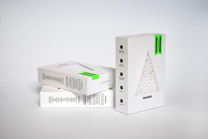 menudo. | Estudio de diseño gráfico y comunicación. Packaging felicitación Navidad 2012 by www.menudostudio.com