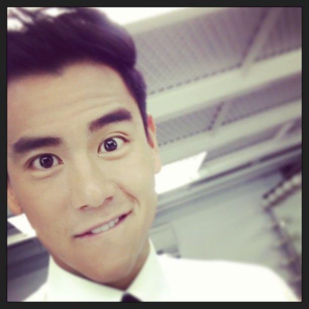 Eddie Peng, little big eyes on Instagram