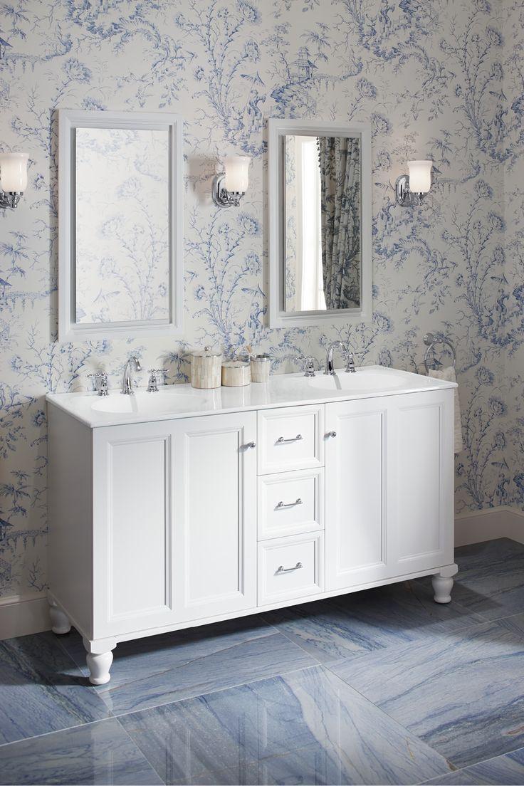 17 best images about Delft Blue Bathroom on Pinterest