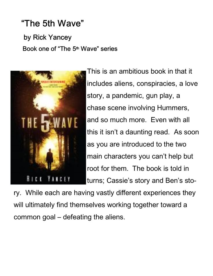 Book Reviews Teen 109