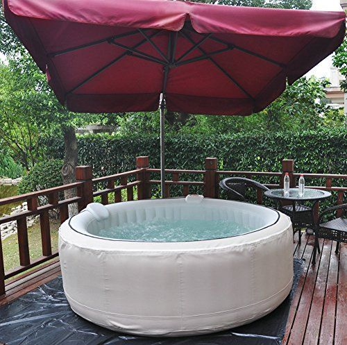 Costco Portable Spa : Best images about inflatable hot tubs on pinterest