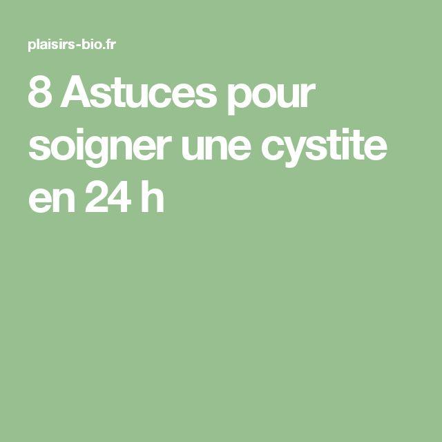 8 Astuces pour soigner une cystite en 24 h