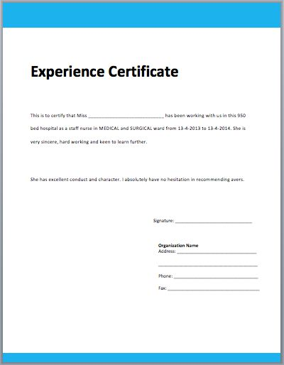 The 25+ best Certificate format ideas on Pinterest Certificate - free perfect attendance certificate template
