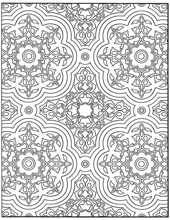 527 best line art mandala images on Pinterest | Coloring ...
