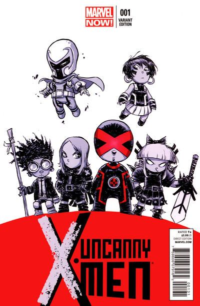 Uncanny X-Men (2013) #1