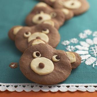 Teddy Bear cookies!