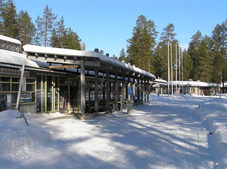 Accommodation in Kylmäluoma recreation/hiking/fishing area, Taivalkoski, Lapland, Finland http://www.hossa-kylmaluoma.fi/