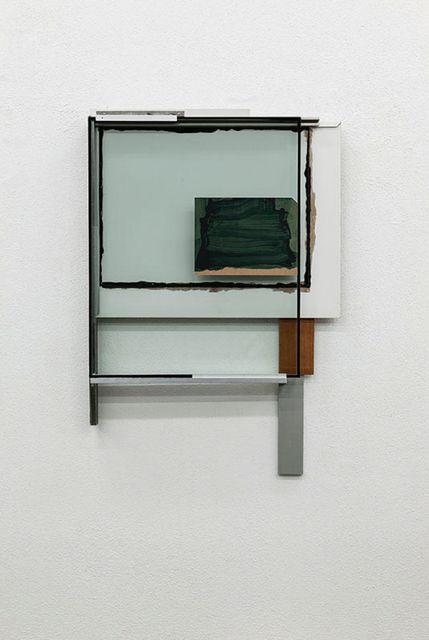 Pedro Cabrita Reis . unframed #16, 2015