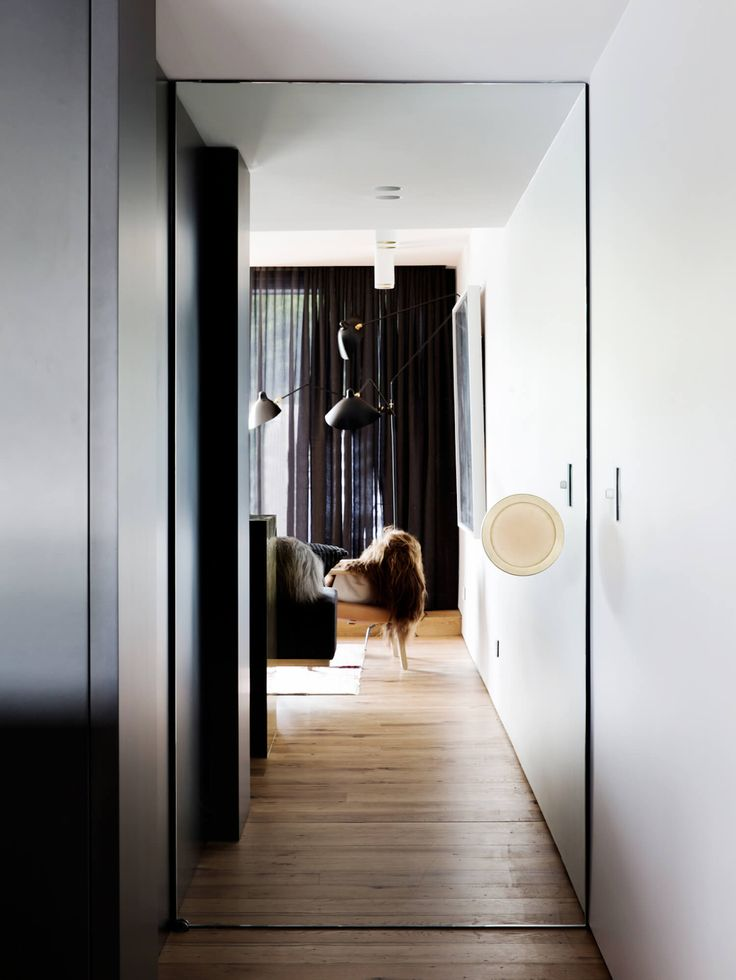 The Finger Wharf Apartment by Architect Prineas | est living