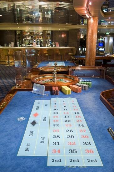 MSC Armonia - Palm Beach Casino