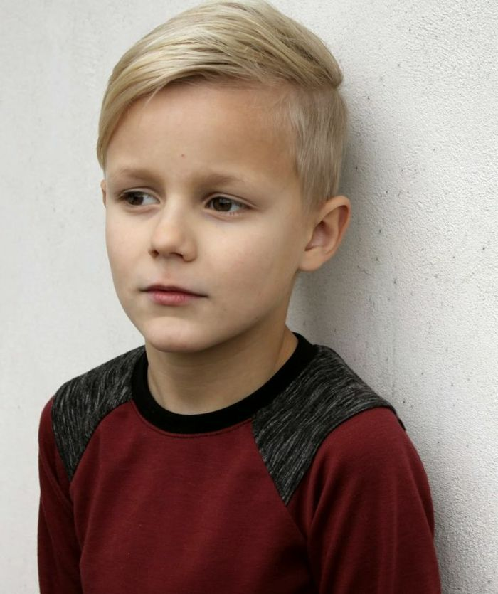 1001 Trendige Und Coole Frisuren Für Jungs Kids Haircuts