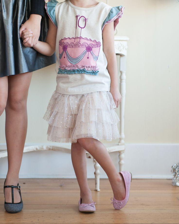 Twinkle Toes Tutu - Blush Sparkle   Girls - Peekaboo Beans Fall 2016 Collection   www.peekaboobeans.com