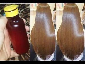 Somente 1 Gota disto antes de lavar os cabelos - Os resultados vão te surpreender! - YouTube