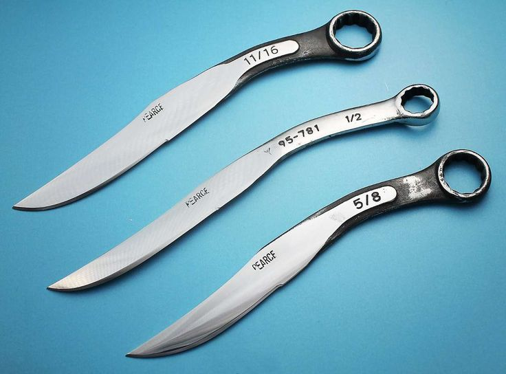 Moto-Mucci: MERCH: Pearce Wrench Knives