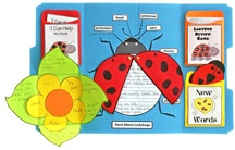 Bug Buddies Studies. Use lapbooking technique to teach kids about a variety of bugs