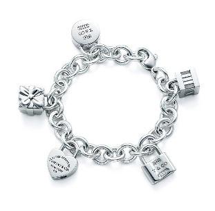 Tiffany Charm Bracelet. want this sooo bad