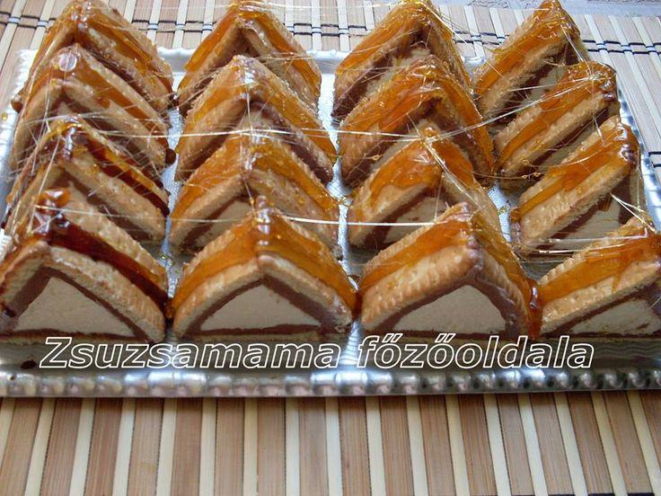 20 dkg keksz (szögletes vajas) 25 dkg vaj 30 dkg tehéntúró 25 dkg porcukor 1 csomag vaníliás cukor 1 db tojás 1.5 ek cukrozatlan kakaópor 1-2 dl tej Díszítés: Pirított cukorral