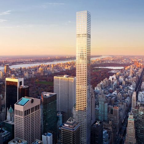 432 Park Avenue, United States, by Rafael Vinoly Architects and SLCE Architects