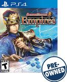 Dynasty Warriors 8: Empires - PRE-Owned - PlayStation 4, Multi, PREOWNED