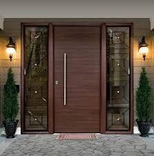 Resultado de imagen para puertas principales modernas