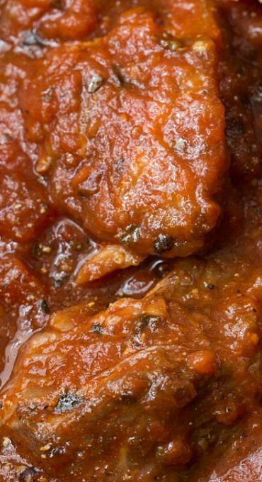 Slow Roasted Italian Pork
