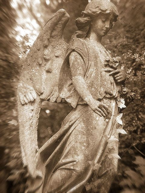 Highgate Cemetery Angel