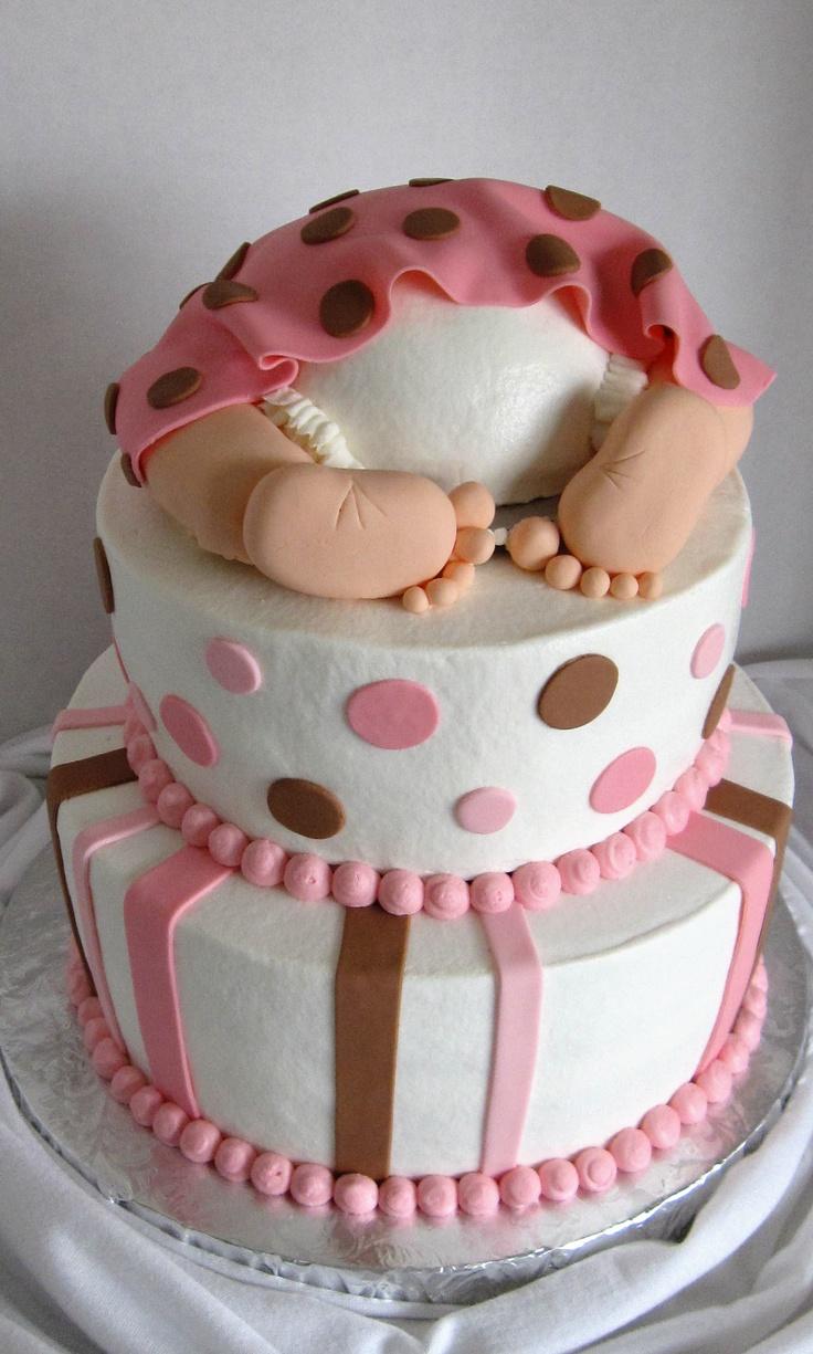 Baby bottom Cakes I ve made Pinterest