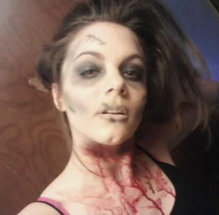 100 best Zombie Make-Up images on Pinterest | Halloween ideas ...