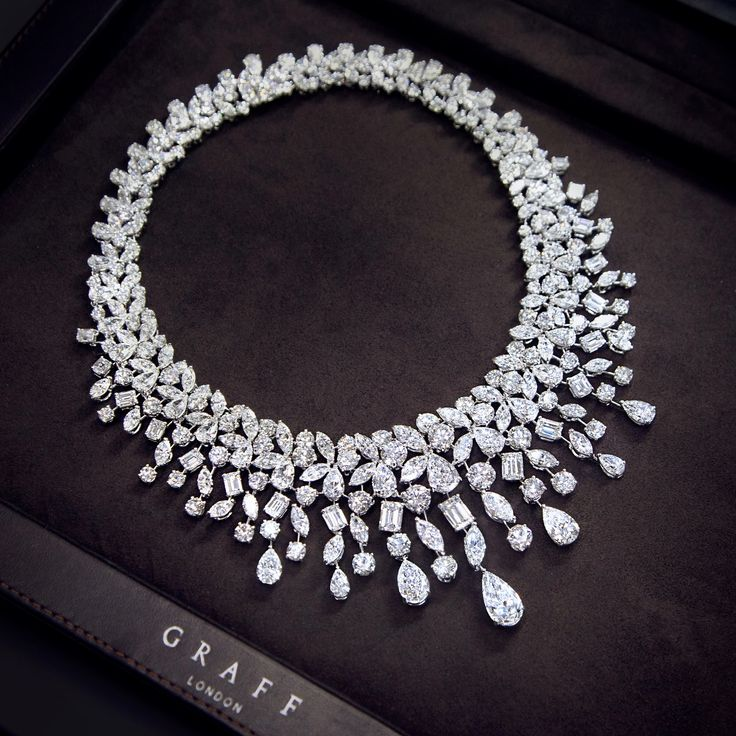 Diamond Necklace Designs | Decoration, Home Goods, Jewelry Design
