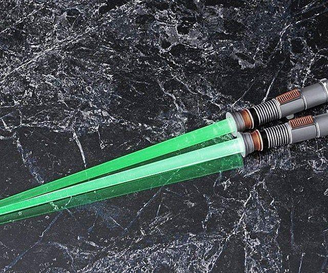 Lightsaber Chopsticks | Holy Cool Stuff