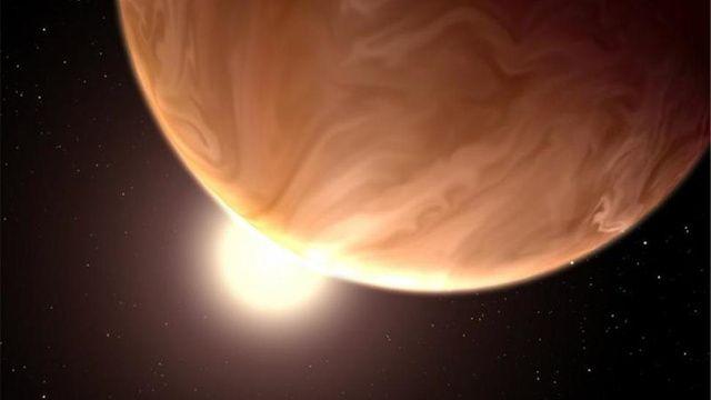 Disso Voce Sabia?: Agora temos a primeira 'previsão do tempo' de uma super-Terra