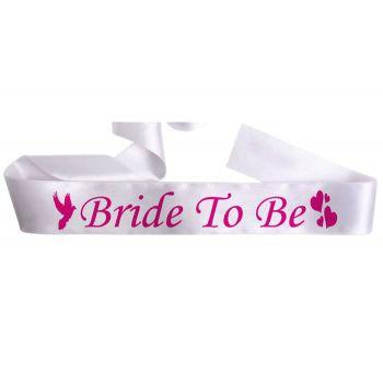 Bride To Be Kuşak