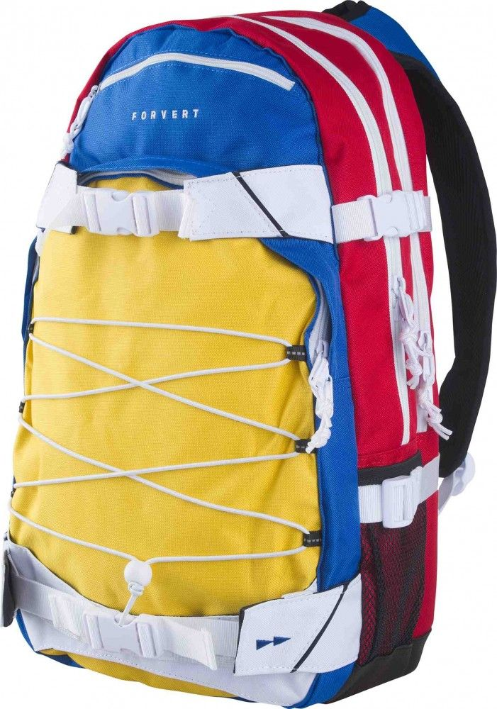 Forvert Rucksack Ice Louis multicolour XII www.endless-skate.de