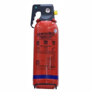 Minimax ABC type Map90 2kg Fire extinguisher