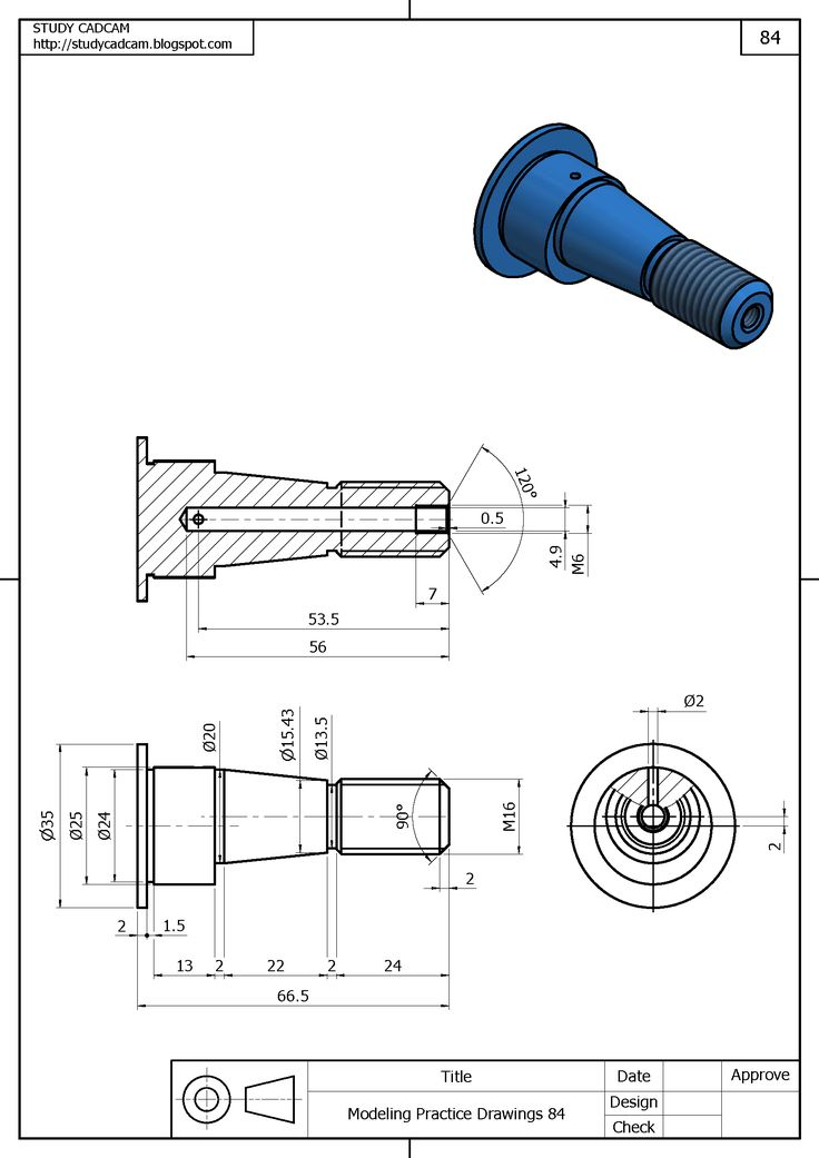 mechanical engineering autocad tutorials pdf