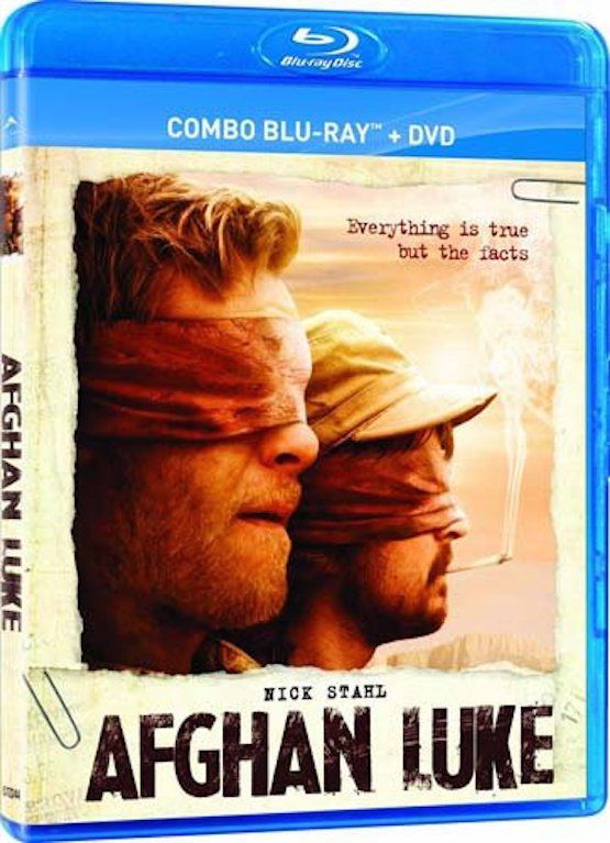 Blu-ray Afghan Luke Military War Action Futility Of War Nick Stahl 2 Disc Combo