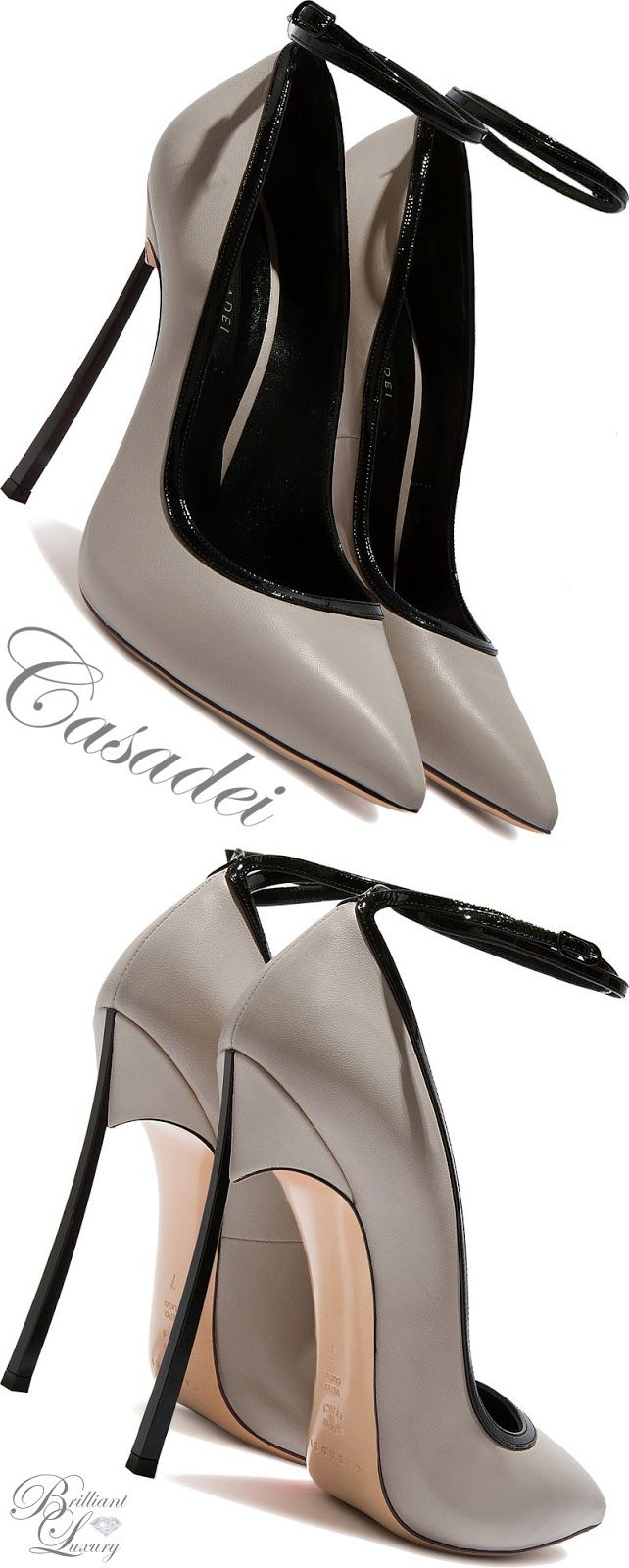 Brilliant Luxury by Emmy DE * Cesare Casadei 'Blade'