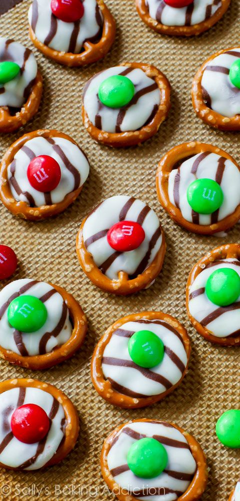 Once you pop – you really won't stop. These easy Pretzel Hugs are sweet, salty, and addictive