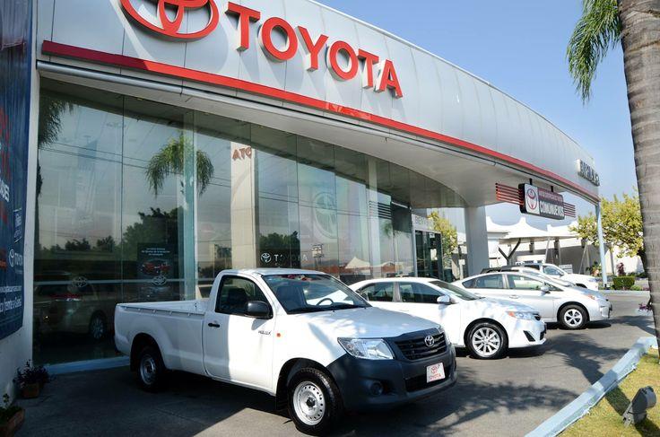 Hoy es un buen día para conocer nuestros modelos 2014, ven a Toyota Cuernavaca y déjate consentir.